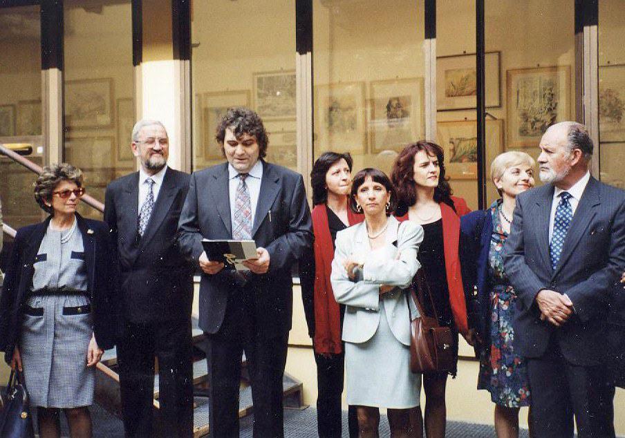 """Discorso inaugurale per la mostra """"Italia-Messico"""""""