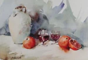 Qualche bicchiere di vino